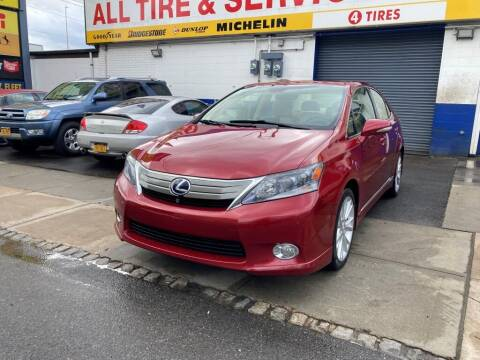 2010 Lexus HS 250h for sale at US Auto Network in Staten Island NY