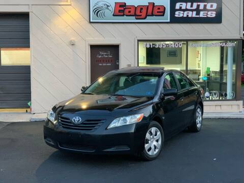 2009 Toyota Camry for sale at Eagle Auto Sales LLC in Holbrook MA
