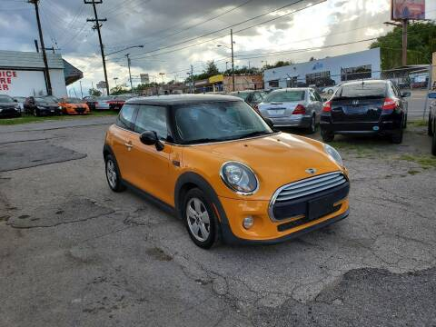 2015 MINI Hardtop 2 Door for sale at Green Ride Inc in Nashville TN