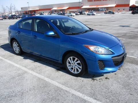 2012 Mazda MAZDA3 for sale at Cars 4 U in Liberty Township OH