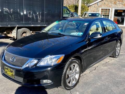 2010 Lexus GS 350 for sale at Bladecki Auto LLC in Belmont NH