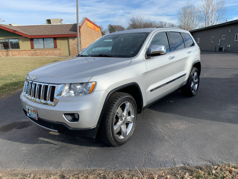 2011 Jeep Grand Cherokee for sale at Welcome Motor Co in Fairmont MN
