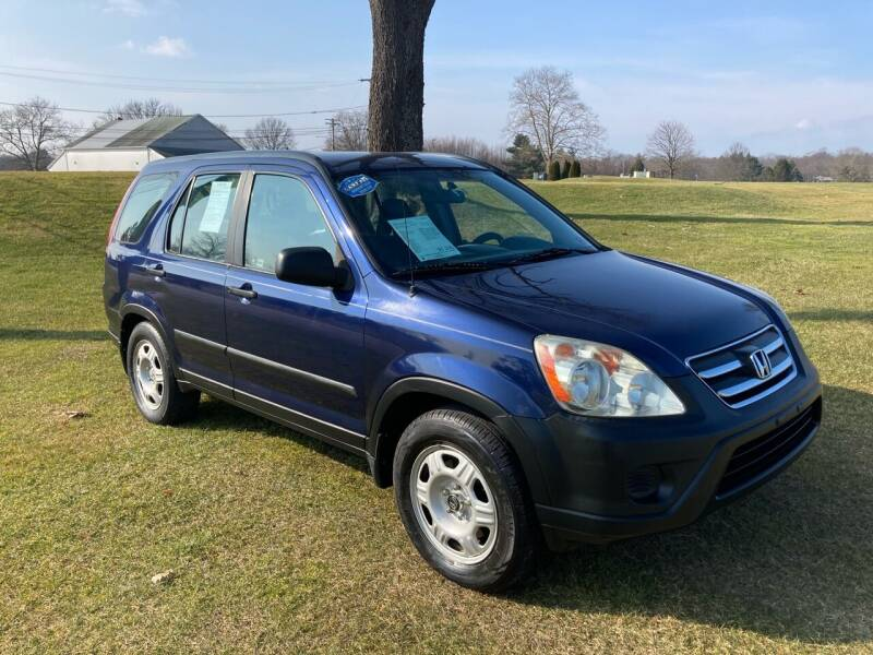2005 Honda CR-V for sale at Good Value Cars Inc in Norristown PA