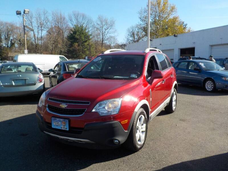 2014 Chevrolet Captiva Sport for sale at United Auto Land in Woodbury NJ