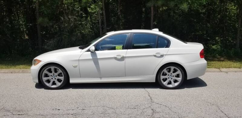 2008 BMW 3 Series for sale at MATRIXX AUTO GROUP in Union City GA