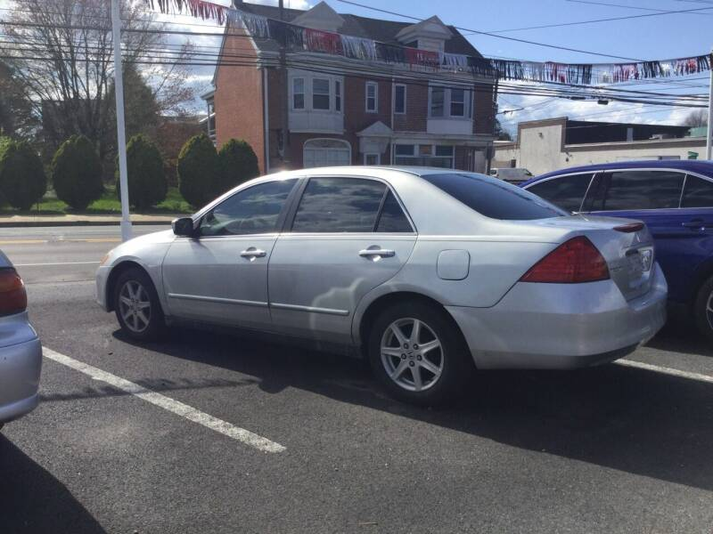 2007 Honda Accord for sale at Heritage Auto Sales in Reading PA