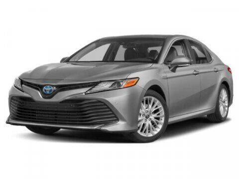 2018 Toyota Camry Hybrid for sale at BEAMAN TOYOTA in Nashville TN