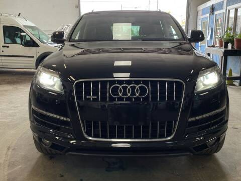 2015 Audi Q7 for sale at Ricky Auto Sales in Houston TX