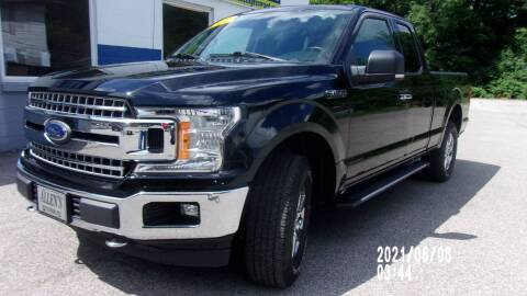 2018 Ford F-150 for sale at Allen's Pre-Owned Autos in Pennsboro WV