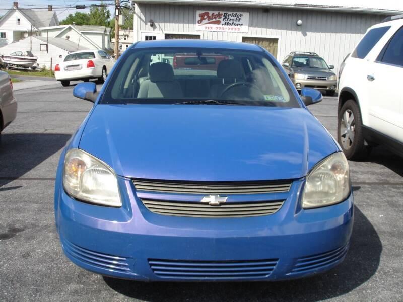 2008 Chevrolet Cobalt for sale at Pete's Bridge Street Motors in New Cumberland PA