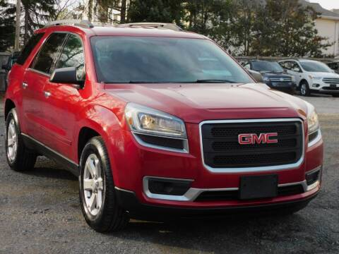 2014 GMC Acadia for sale at Prize Auto in Alexandria VA