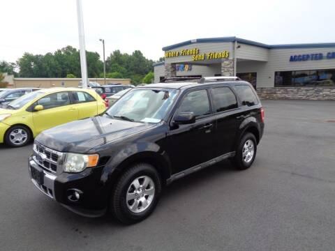 2010 Ford Escape for sale at KARS R US of Spartanburg LLC in Spartanburg SC