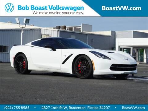 2014 Chevrolet Corvette for sale at Bob Boast Volkswagen in Bradenton FL