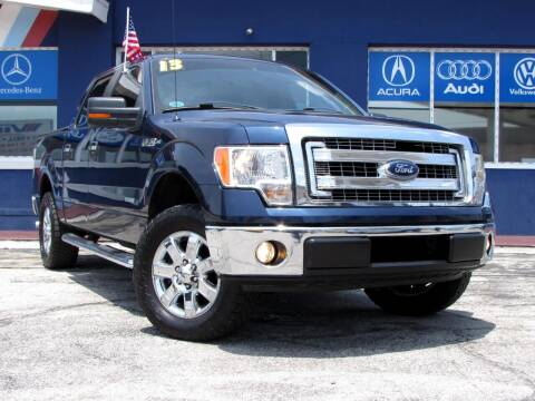 2013 Ford F-150 for sale at Orlando Auto Connect in Orlando FL