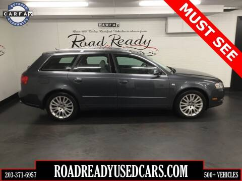 2006 Audi A4 for sale at Road Ready Used Cars in Ansonia CT