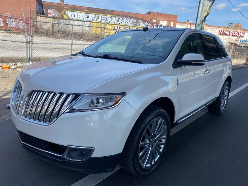 2015 Lincoln MKX for sale at The PA Kar Store Inc in Philladelphia PA