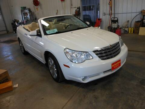 2008 Chrysler Sebring for sale at Grey Goose Motors in Pierre SD