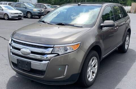 2013 Ford Edge for sale at Father & Sons Auto Sales in Leeds NY