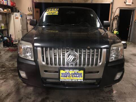2008 Mercury Mariner for sale at Worldwide Auto Sales in Fall River MA
