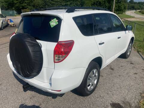 2008 Toyota RAV4 for sale at UpCountry Motors in Taylors SC