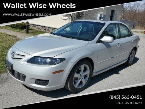 2007 Mazda MAZDA6 for sale at Wallet Wise Wheels in Montgomery NY