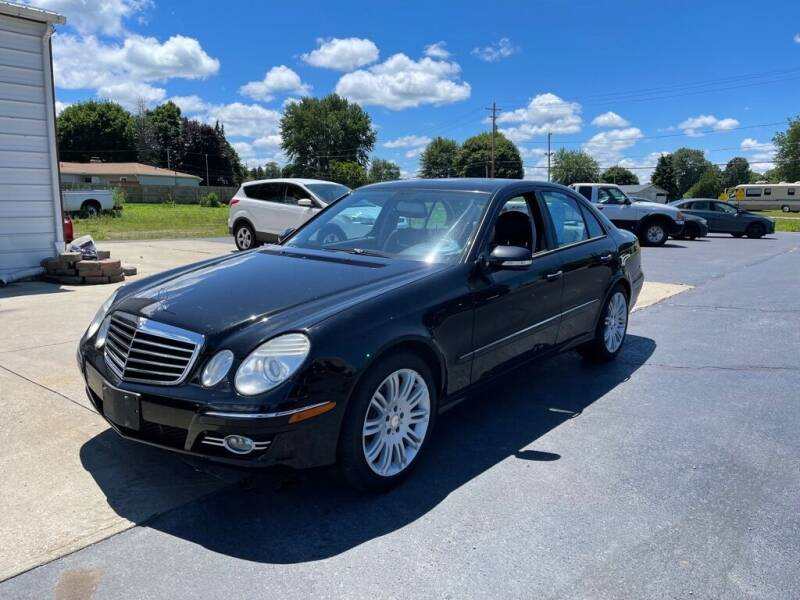 2008 Mercedes-Benz E-Class for sale at Best Motor Auto Sales in Perry OH