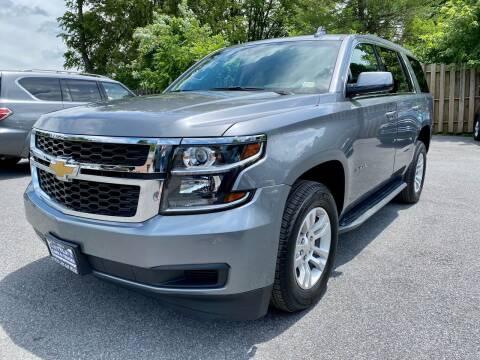 2018 Chevrolet Tahoe for sale at SETTLE'S CARS & TRUCKS in Flint Hill VA