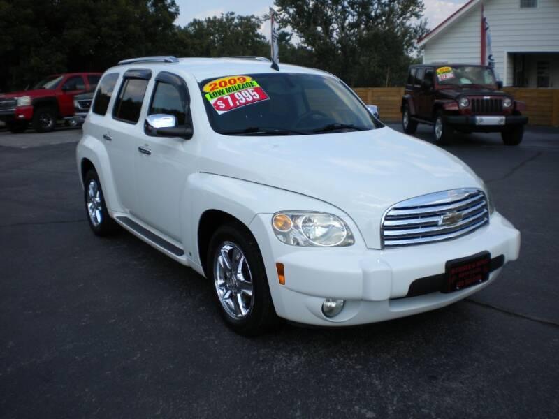 2009 Chevrolet HHR for sale at Houser & Son Auto Sales in Blountville TN