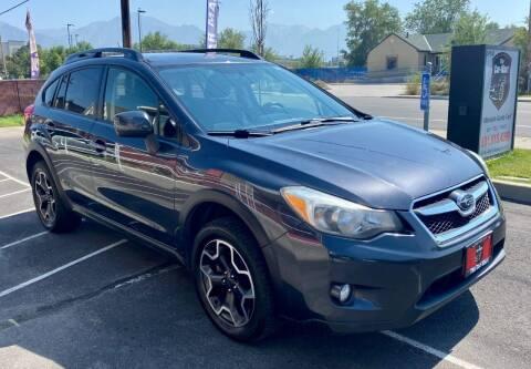 2013 Subaru XV Crosstrek for sale at The Car-Mart in Murray UT