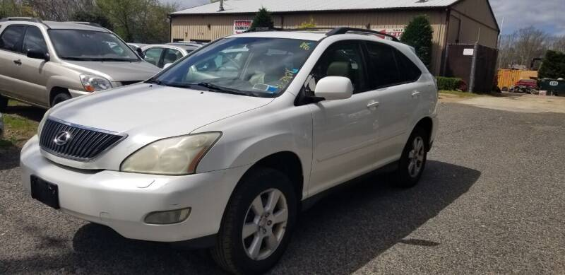 2004 Lexus RX 330 for sale at Central Jersey Auto Trading in Jackson NJ