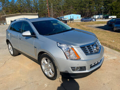 2013 Cadillac SRX for sale at Elite Motor Brokers in Austell GA