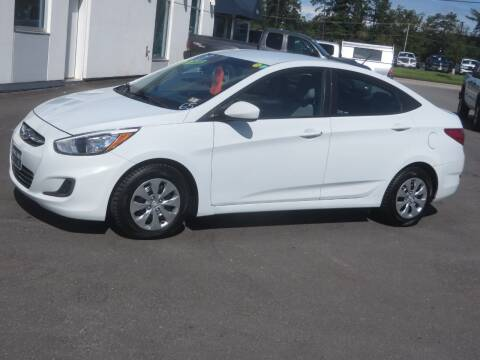 2017 Hyundai Accent for sale at Price Auto Sales 2 in Concord NH