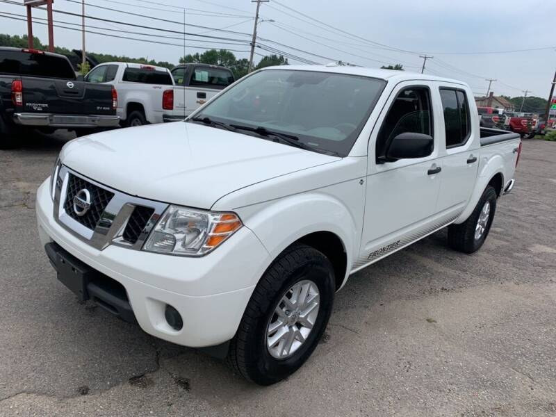2014 Nissan Frontier for sale in Taunton, MA