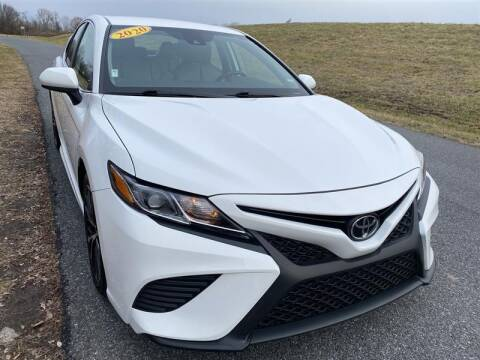 2020 Toyota Camry for sale at Mr. Car LLC in Brentwood MD