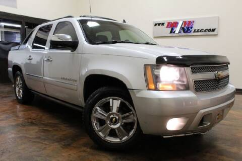2010 Chevrolet Avalanche for sale at Driveline LLC in Jacksonville FL