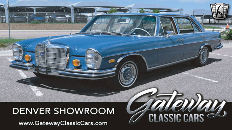 1972 Mercedes-Benz 280-Class for sale in Englewood, CO