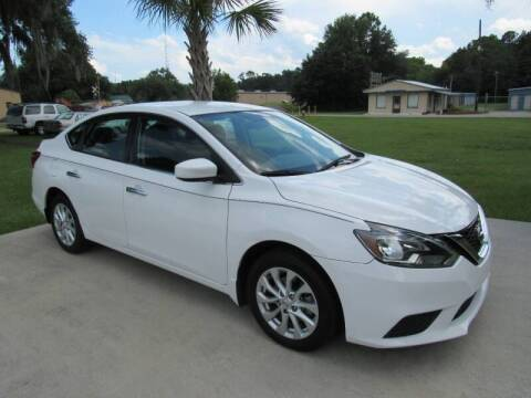 2017 Nissan Sentra for sale at D & R Auto Brokers in Ridgeland SC