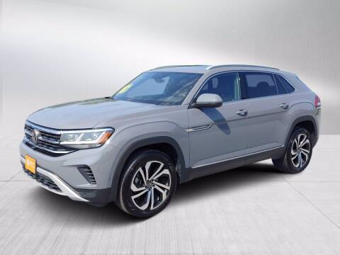 2021 Volkswagen Atlas Cross Sport for sale at Fitzgerald Cadillac & Chevrolet in Frederick MD