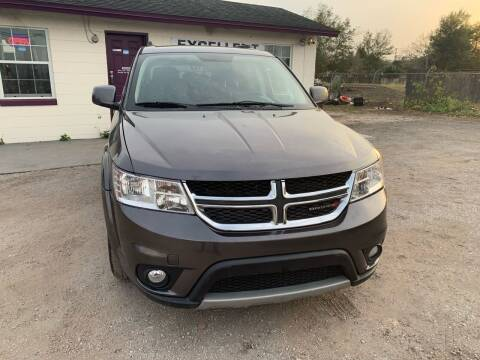 2015 Dodge Journey for sale at Excellent Autos of Orlando in Orlando FL