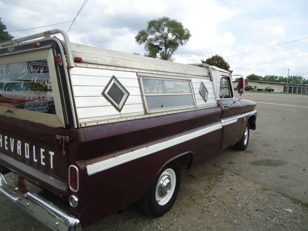 1966 Chevrolet C/K 10 Series 22
