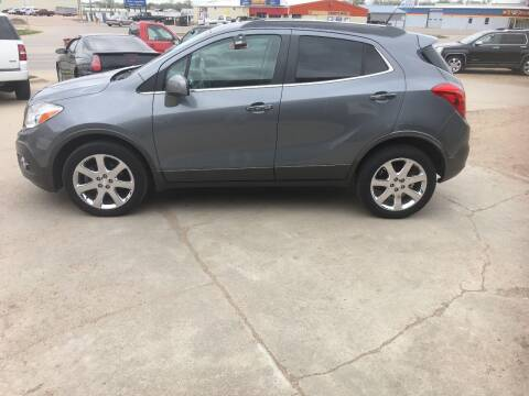 2013 Buick Encore for sale at Bramble's Auto Sales in Hastings NE