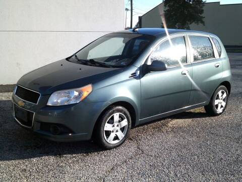 2010 Chevrolet Aveo for sale at Wamsley's Auto Sales in Colonial Heights VA