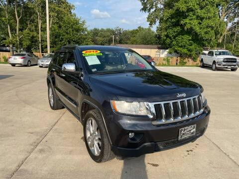 2012 Jeep Grand Cherokee for sale at Zacatecas Motors Corp in Des Moines IA
