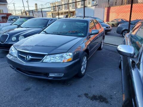 2002 Acura TL for sale at Rockland Auto Sales in Philadelphia PA