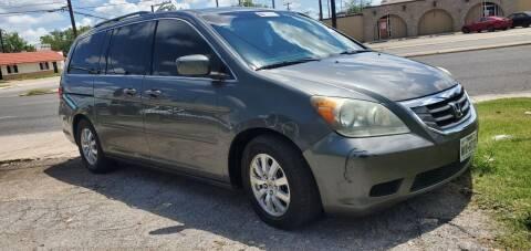 2008 Honda Odyssey for sale at C.J. AUTO SALES llc. in San Antonio TX