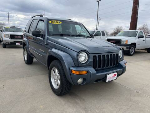 2002 Jeep Liberty for sale at AP Auto Brokers in Longmont CO