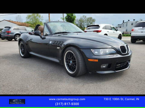 2000 BMW Z3 for sale at Carmel Auto Group in Indianapolis IN