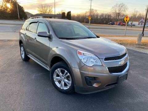 2011 Chevrolet Equinox for sale at Wyss Auto in Oak Creek WI
