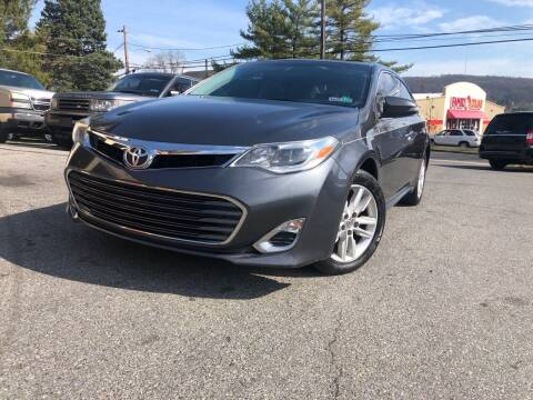 2013 Toyota Avalon for sale at Keystone Auto Center LLC in Allentown PA
