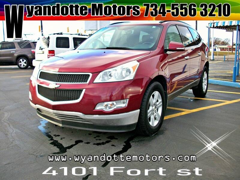 2011 Chevrolet Traverse for sale at Wyandotte Motors in Wyandotte MI
